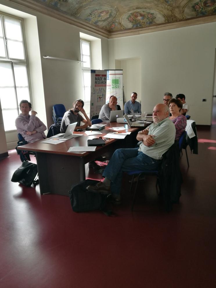 Kick-off Meeting 1